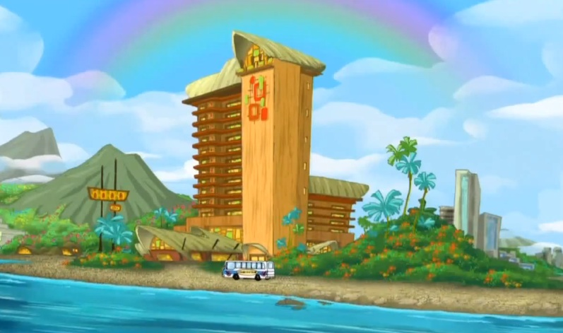 Unnamed Hawaii hotel