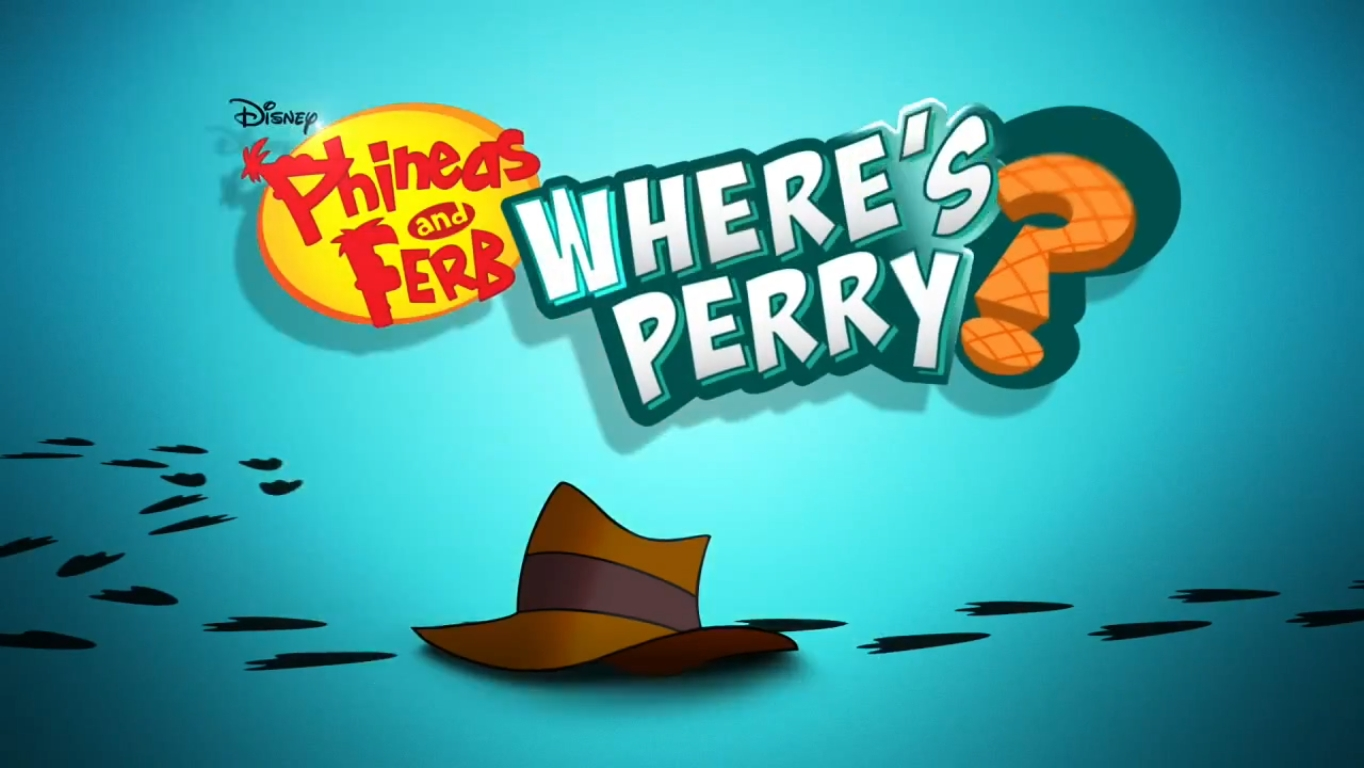 Where's Perry? (disambiguation)