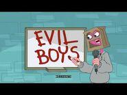 """""""M.E.C.H.A.N.T.S""""- Phinéas et Ferb - HQ - """"E.V.I.L. B.O.Y.S"""