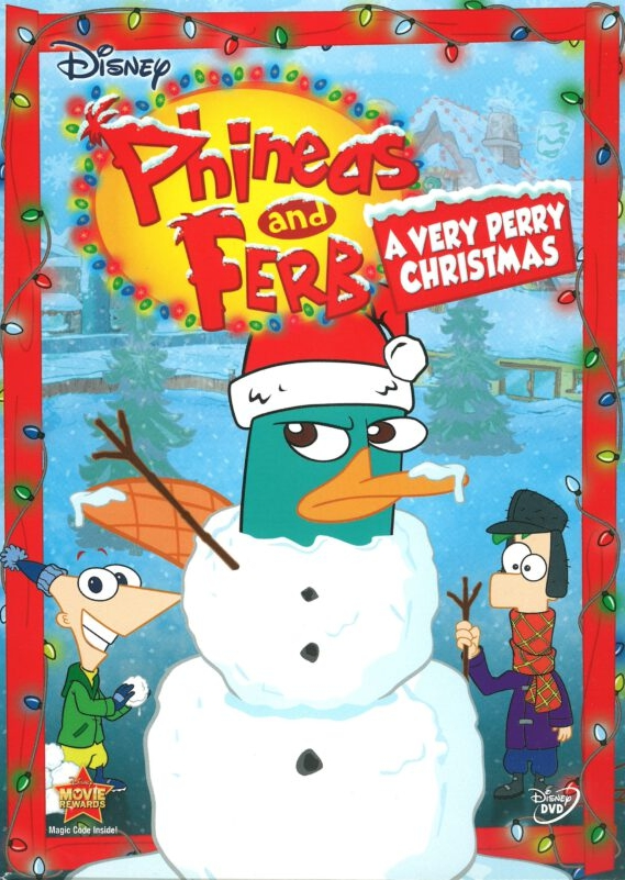 A Very Perry Christmas