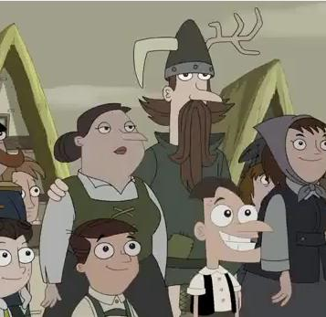 Doofenshmirtz family