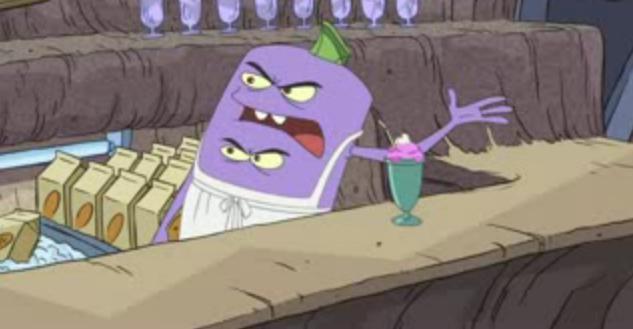 Milkshake bartender