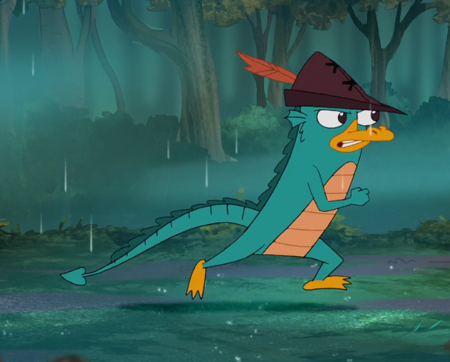 Parable the Dragonpus