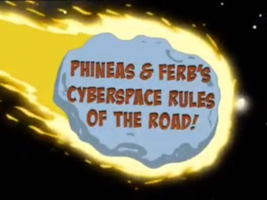 Cyberspace Rules of the Road