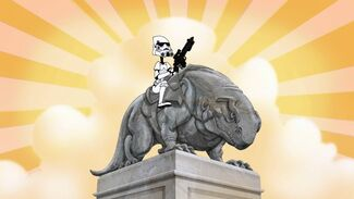Click here to view more images from In the Empire.