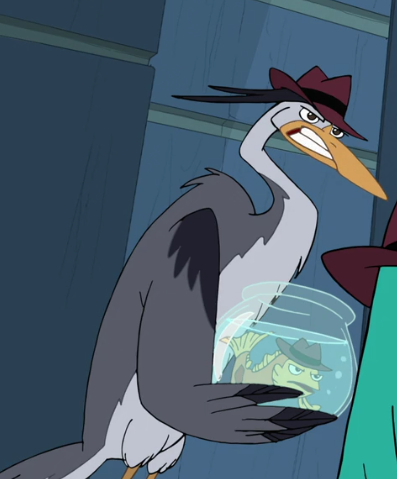 Agent H (heron)