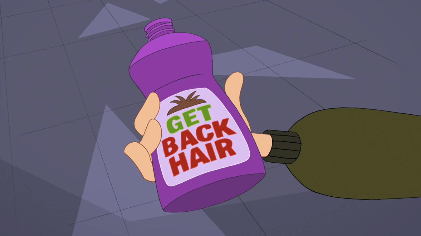 Get Back Hair