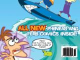 Phineas and Ferb (magazine)/March and April 2011
