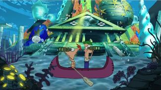 Click here to view more images from Atlantis (song).