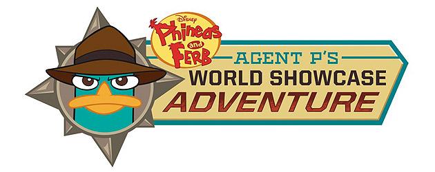 Agent P's World Showcase Adventure