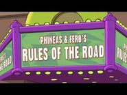Phineas and Ferb's Rules of the Road (PSA 2011)-2