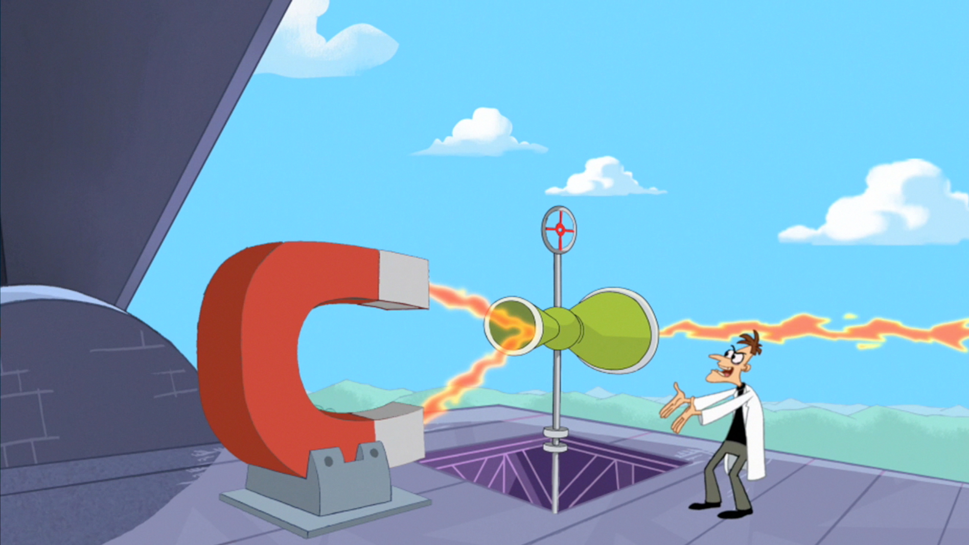 List of Doofenshmirtz's schemes and inventions/Season 1