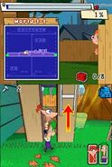 Phineas Ferb Nintendo DS Game 1