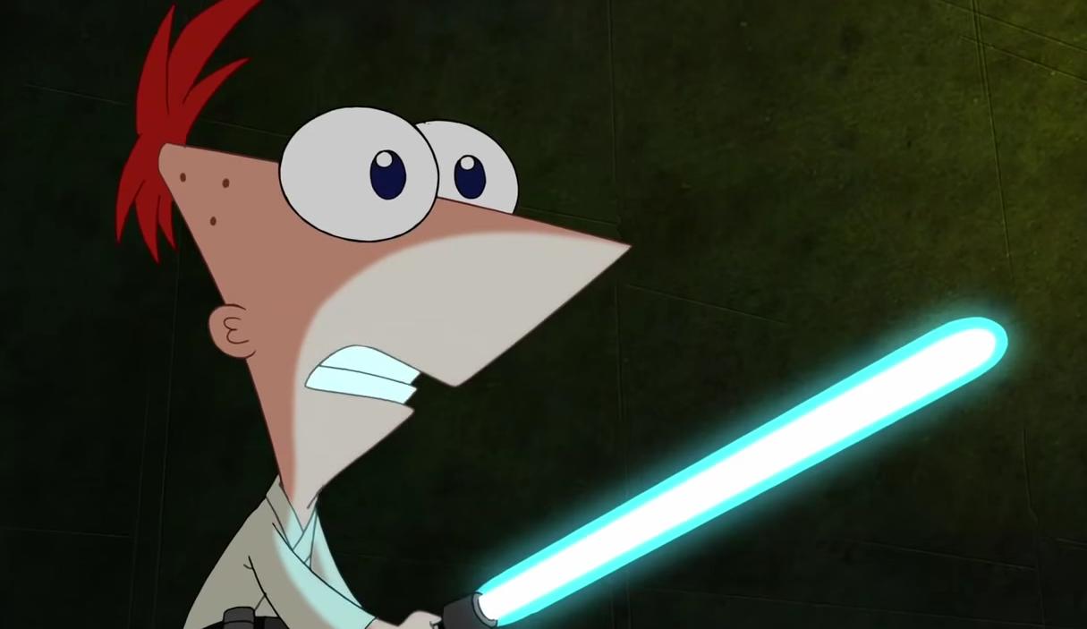 Phineas Flynn (Star Wars)