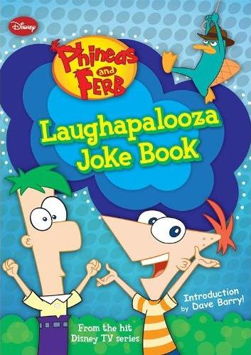 Laughapalooza Joke Book