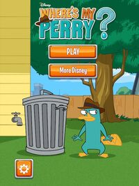 Click here to view more images from Where's My Perry?.