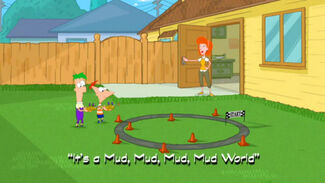 """Click here to view more images from """"It's a Mud, Mud, Mud, Mud World""""."""
