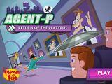 Agent P: Return of the Platypus