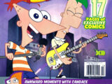 Phineas and Ferb (magazine)/September and October 2011