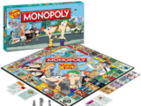 Phineas and Ferb Monopoly
