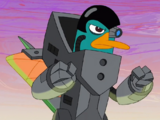 Perry the Platypus (2nd Dimension)