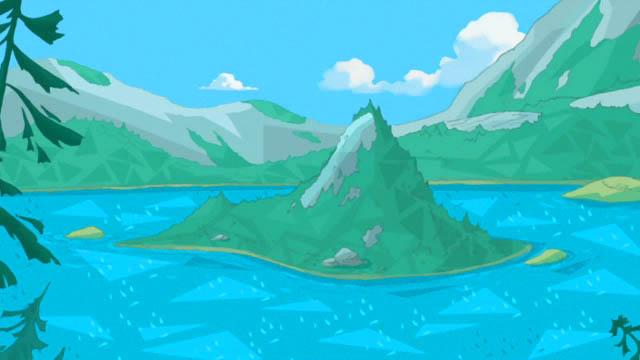 Badbeard Lake