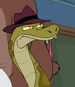 Agent S (snake)