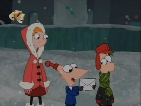 Phineas and Ferb Christmas Vacation! (differences)