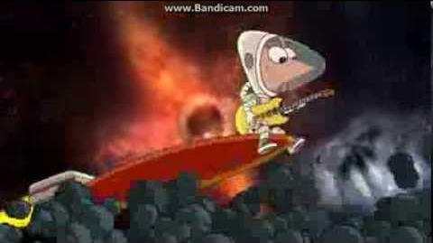 Phineas und Ferb - Wir surfen durchs All