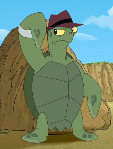 Agent T (sea turtle)