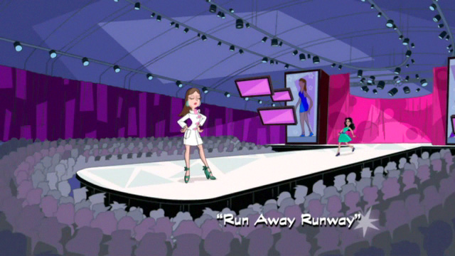 Run Away Runway and I Scream, You Scream/Credits
