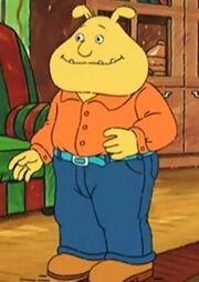 Binky Barnes from Arthur