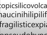 Hippomostropillitimarisfitongrailiqueenotphobastoraptionoidialonipsumesquipedaliaphobia