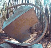 Cool Metal Cube in the Woods.jpg