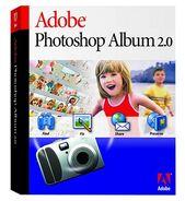 Adobe Photoshop Album 2.0 box