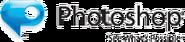 Photoshop.com color logo+slogan