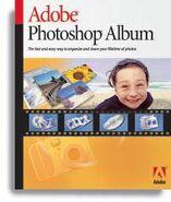 Adobe Photoshop Album 1.0 cover