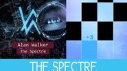 THE SPECTRE IN PIANO TILES 2!!