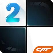 Piano Ties 2 Logo