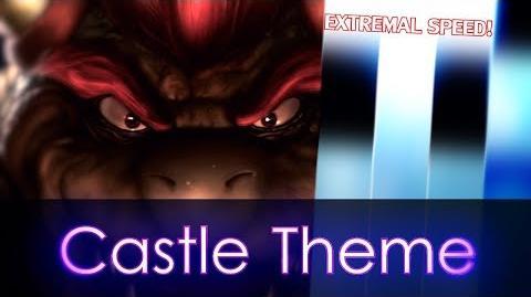 Super Mario World - Castle Theme