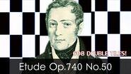 Etude Op.740 No