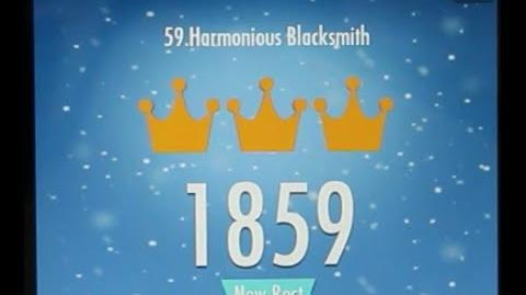 Piano Tiles 2 Harmonious Blacksmith Handel High Score 1859 Piano Tiles 2 Song 59