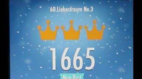 Piano Tiles 2 Liebesstraum (Franz Liszt) High Score 1665 Piano Tiles 2 Song 60