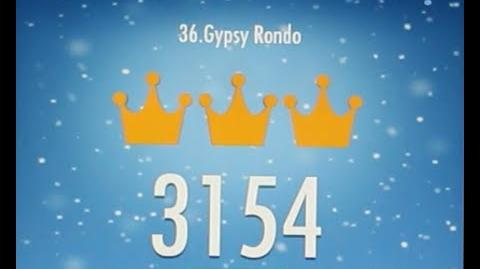 Piano Tiles 2 Gypsy Rondo Shostakovich High Score 3154 Piano Tiles 2 Song 36