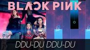 DDU-DU DDU-DU BY BLACKPINK IN PIANO TILES 2! NEW AWESOME MOD + CUSTOM BACKGROUND