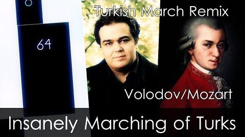 Insanely Marching of Turks
