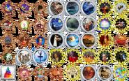 All Achievement Badges