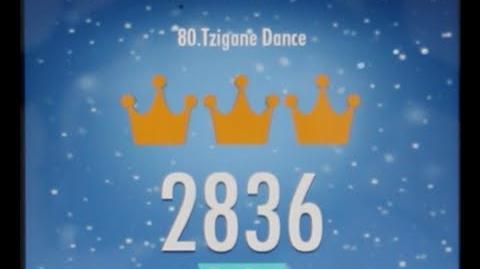 Piano Tiles 2 Tzigane Dance (Carl Bohm) High Score 2836 Piano Tiles 2 Song 80