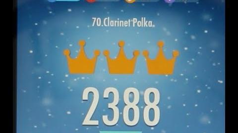 Piano Tiles 2 Clarinet Polka (Prohaska) High Score 2388 Piano Tiles 2 Song 70
