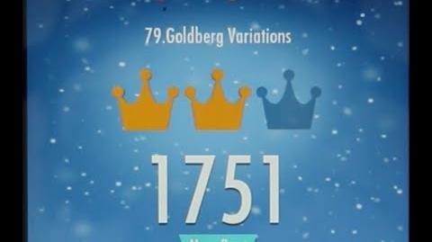 Piano Tiles 2 Goldberg Variations (Bach) High Score 1751 Piano Tiles 2 Song 79